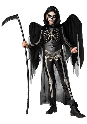 Angel of Death Tween Costume