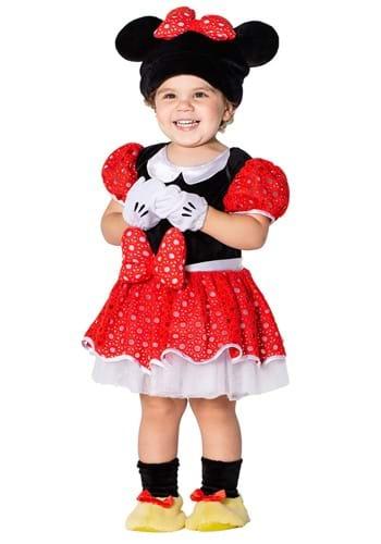Disney Minnie Mouse Premium Costume for Babies
