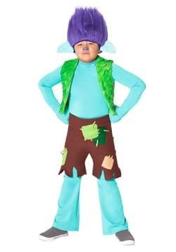 Trolls Boys Branch Premium Costume