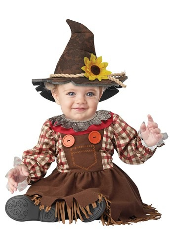 Sunny Scarecrow Infant Costume