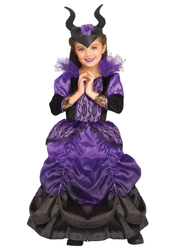 Click Here to buy Wicked Queen Toddler Costume from HalloweenCostumes, CDN Funds & Shipping