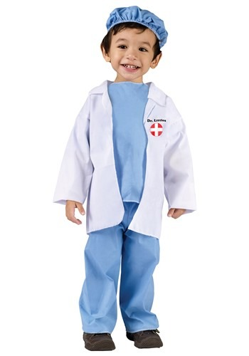 Dr Littles Toddler Costume