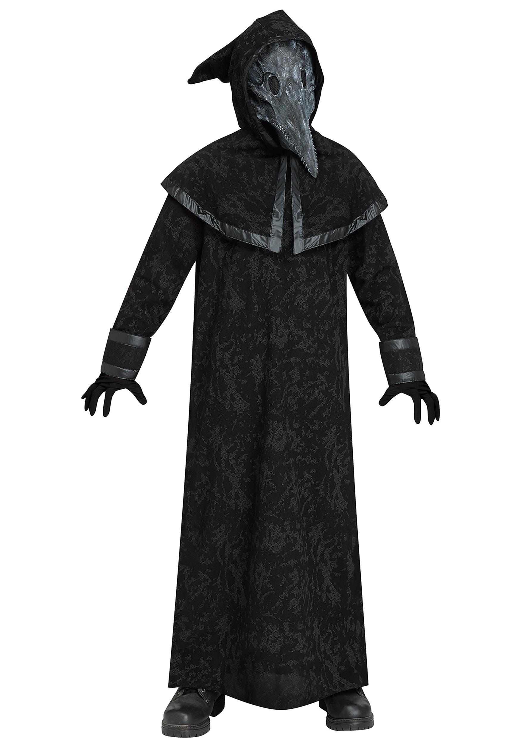Plague Doctor Kid's Costume
