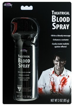 3oz Blood Writer Spray Can
