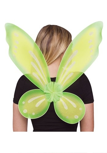 Adult Green Pixie Fairy Wings