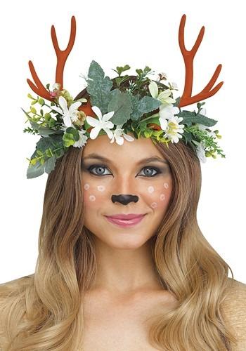 Deer Woodland Headpiece
