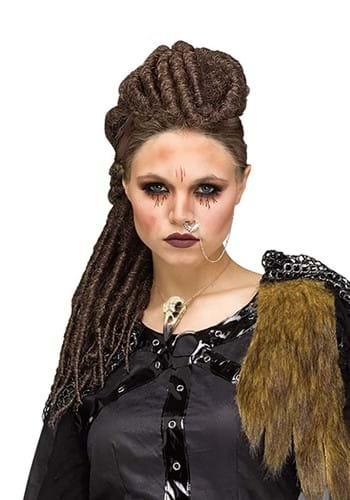 Womens Viking Dreadlock Wig