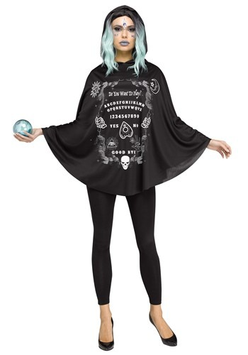 Womens Spirit Board Poncho