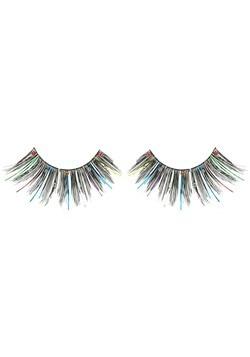 Silver Metallic Eyelsahes