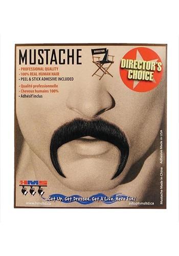 Horseshoe Mustache in Black