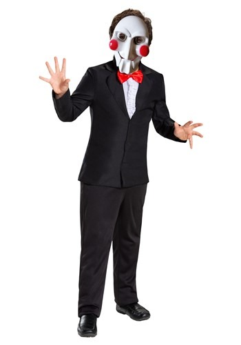 Sinister Puppet Kids Costume