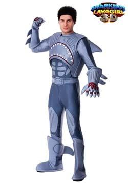 Adult Plus Size Sharkboy Costume
