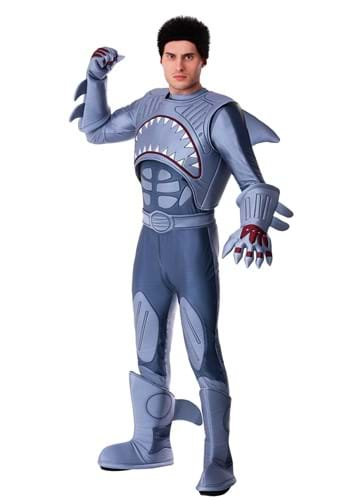 Click Here to buy Sharkboy and Lavagirl Plus Size Sharkboy Costume from HalloweenCostumes, CDN Funds & Shipping