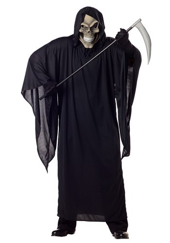 Plus Size Grim Reaper Costume for Men