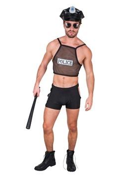 Mens Hot Cop Costume