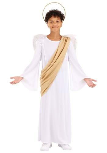 Holy Angel Kids Costume