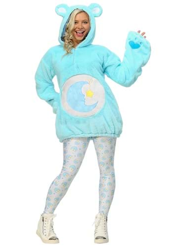 Care Bears Plus Size Womens Deluxe Bedtime Bear Costume