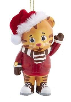 Ornament Santa Hat Daniel Tiger