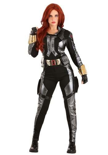 Womens Black Widow Premium Costume