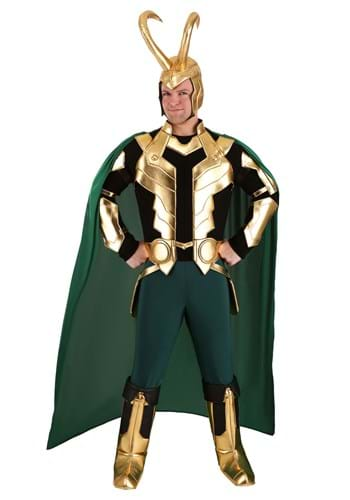 Marvel Loki Premium Mens Costume