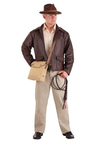Mens Indiana Jones Premium Costume