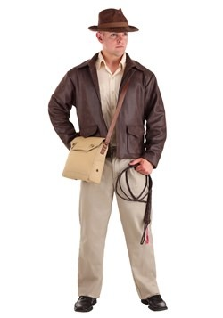 Indiana Jones Men's Premium Costume