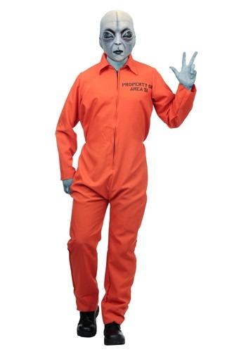 Area 51 Adult Escapee Costume