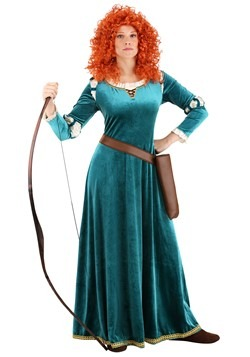 Brave Women's Merida Costume