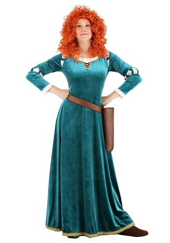 Womens Disney Brave Merida Costume
