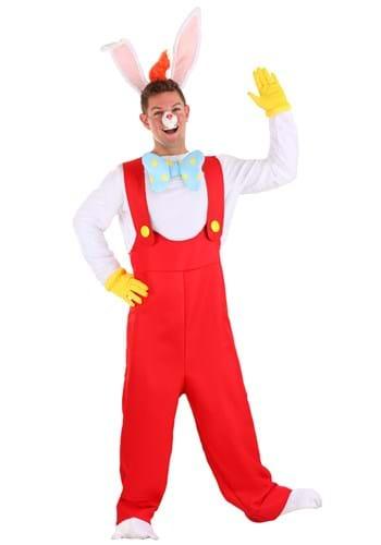 Mens Roger Rabbit Costume