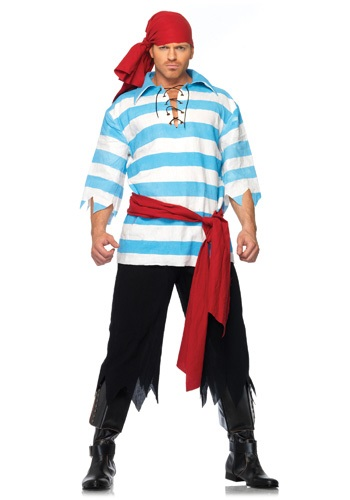 Click Here to buy Mens Pillaging Pirate Costume from HalloweenCostumes, CDN Funds & Shipping