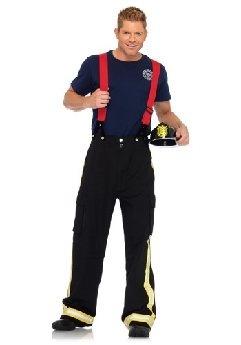 Mens Fire Captain Costume