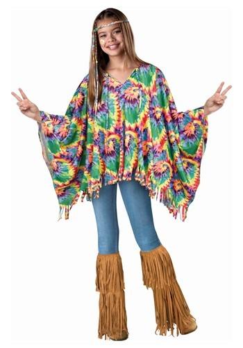 Hippie Poncho for Kids