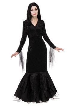 Addams Family Morticia Women's Costume