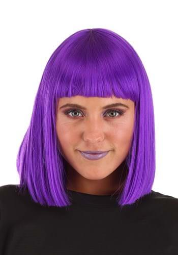 Cosmic Adult Purple Wig
