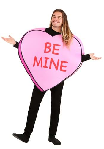 Adult Candy Heart Costume
