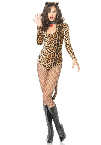 Click Here to buy Sexy Leopard Costume from HalloweenCostumes, CDN Funds & Shipping