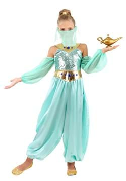Girls Mystical Genie Costume