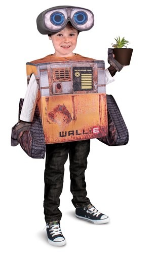 Wall-E Boys Costume