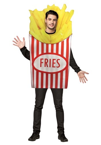 French Fry Costume for Adults