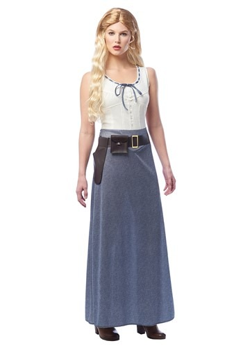 Click Here to buy Womens West Cowgirl Costume from HalloweenCostumes, CDN Funds & Shipping