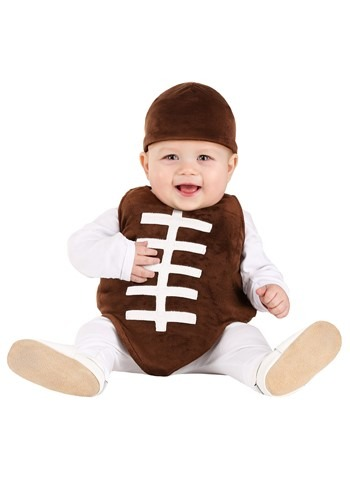 Click Here to buy Baby Football Costume from HalloweenCostumes, CDN Funds & Shipping