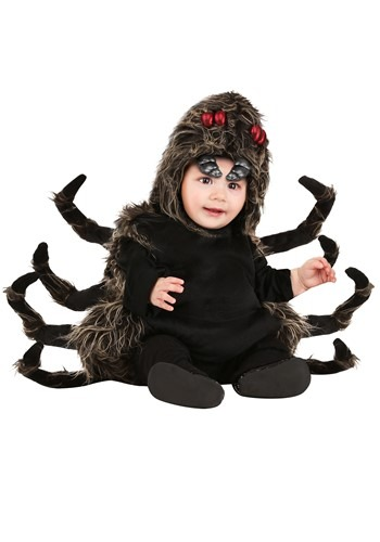 Click Here to buy Talan the Tarantula Baby Costume from HalloweenCostumes, CDN Funds & Shipping