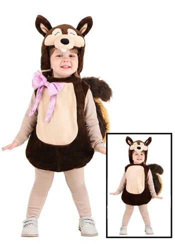 Baby Nutty the Squirrel Costume
