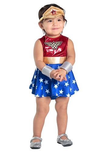 Click Here to buy Toddler Wonder Woman Costume from HalloweenCostumes, CDN Funds & Shipping
