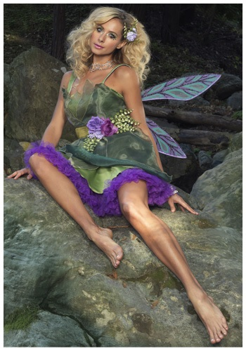 Click Here to buy Woodland Fairy Costume from HalloweenCostumes, CDN Funds & Shipping