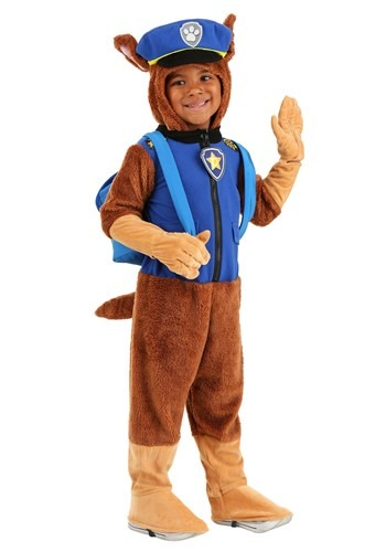 Paw Patrol Deluxe Chase Costume for Boys