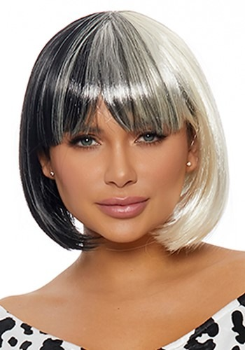 Click Here to buy Cruella World Wig for Women from HalloweenCostumes, CDN Funds & Shipping