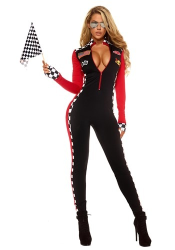 Top Speed Womens Costume