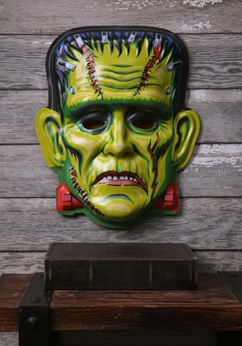 """Cranky Frankie Ghoulsville Classics 19"""" Tall Wall Décor"""